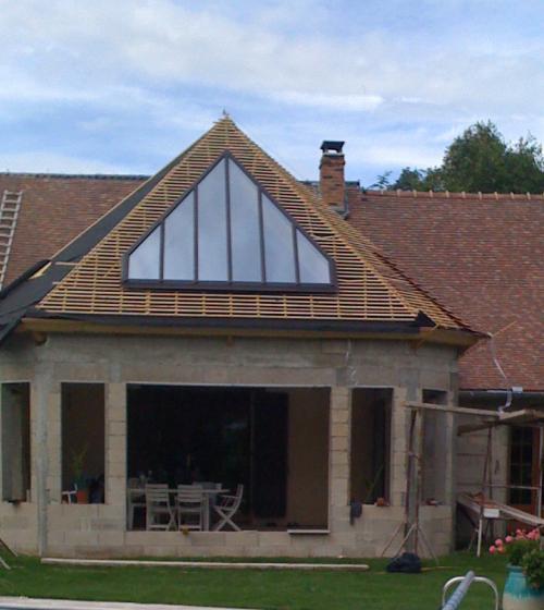 Rénover la toiture d'une maison dans le 92