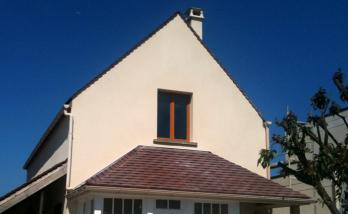 Rénover une façade dans le 92