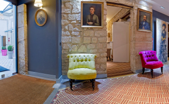 renovation dun hotel à paris