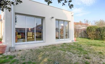 Agrandir une maison à Boulogne