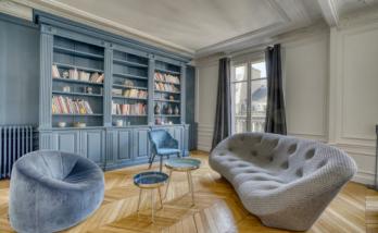 Décorer un appartement à Saint-Cloud