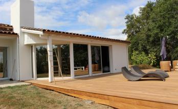 Poser une terrasse à Boulogne