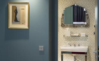 Une salle de bain comme à l'hôtel