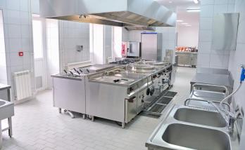 Rénover les cuisine d'un restaurant à Boulogne