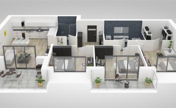 Réaliser des plans 3D à Boulogne