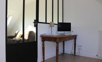 Installation d'un bureau à Boulogne