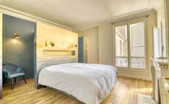 chambre parentale Boulogne-Billancourt