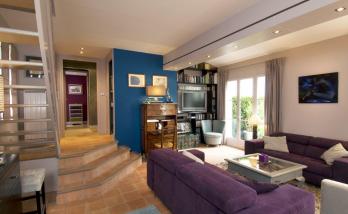 Rénovation complète d'une maison en plein cœur de Saint-Cloud
