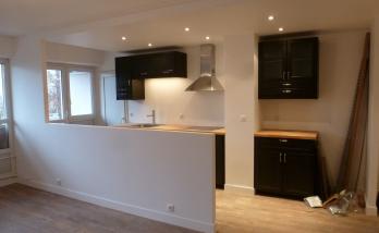Rénover un appartement à Saint-Cloud