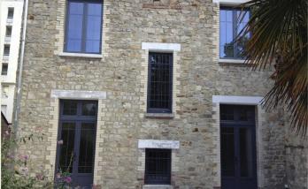 Changement des fenêtres d'une maison à Saint-Cloud