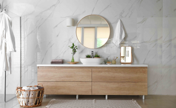Aménagement d'une salle de bain à Saint-Cloud