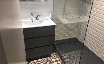 Installer une douche à Saint-Cloud