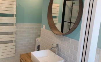 Aménager une salle de bain à Saint-Cloud