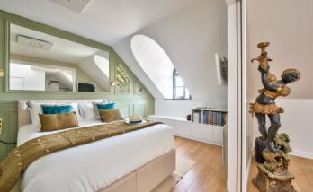 Création d'un lit sur-mesure à Neuilly