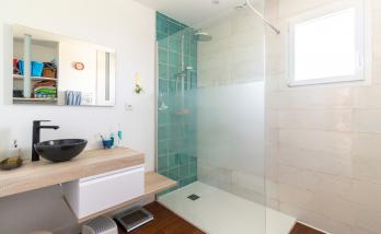 Rénovation d'une douche à Boulogne