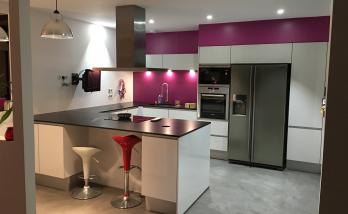 Installer des rangements dans une cuisine à Boulogne