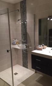 Installation d'une douche à Boulogne