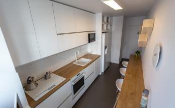 Rénovation d'une cuisine d'un appartement à Boulogne-Billancourt
