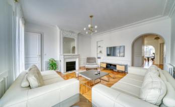 Rénover un appartement à Neuilly