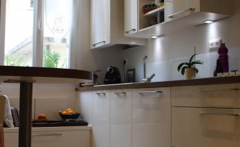 Rénovation d'une petite cuisine à Boulogne