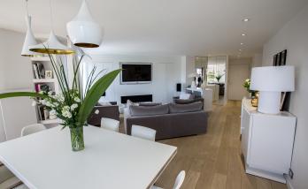 Rénovation intérieure d'un appartement réalisée par des artisans de l'agence La Maison Des Travaux Boulogne-Saint Cloud
