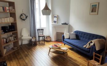 Aménagement d'un appartement à Boulogne