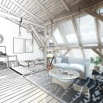 Comment agrandir une pièce visuellement à Boulogne-Billancourt ?