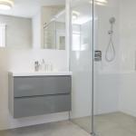 Rénover une salle de bain d'un appartement locatif à Boulogne-Billancourt