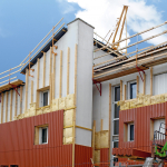 Rénovation d'une façade à Boulogne Billancourt