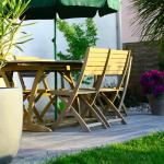 Installation d'une terrasse en bois à Boulogne Billancourt