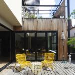 Aménagement d'une terrasse à Boulogne Billancourt